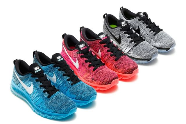 Nike Flyknit Air Max Summer 2015 1