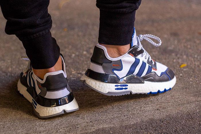 Adidas Star Wars Nmite Jogger R2 D2 On Foot9