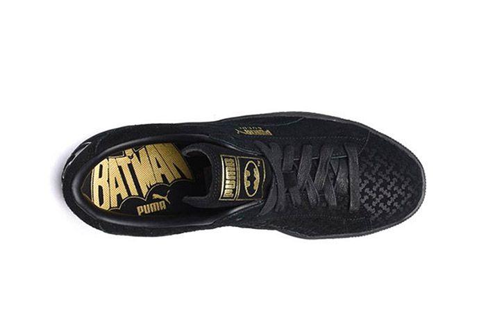 Puma Suede Batman 6