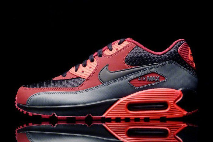 Nike Am90 Infrared Team Red 4