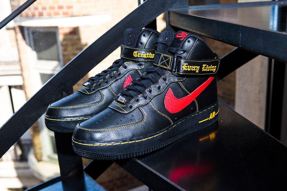 Vlone X Nike Air Force 1 6