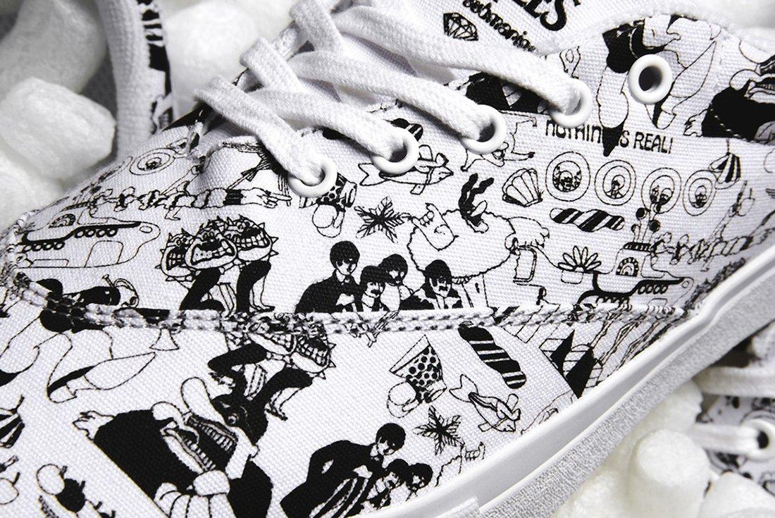 The Beatles X Diamond Supply 3