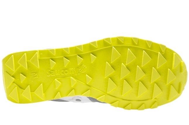 Saucony Jazz Girls Yellow Outsole 1