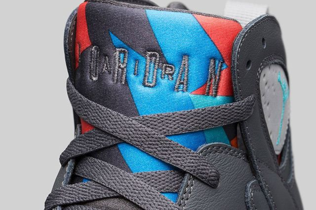 Air Jordan 7 Barcelona Days 4