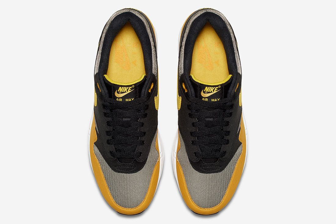 Nike Air Max 1 Elemental Yellow Ah8145 001 Sneaker Freaker 4