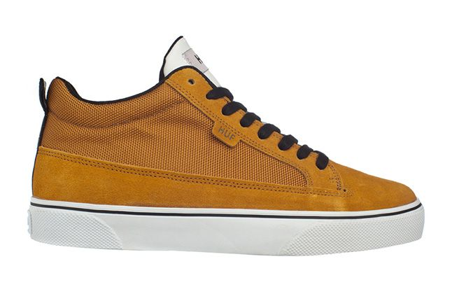 Huf Footwear Clarence Honey White Single 1
