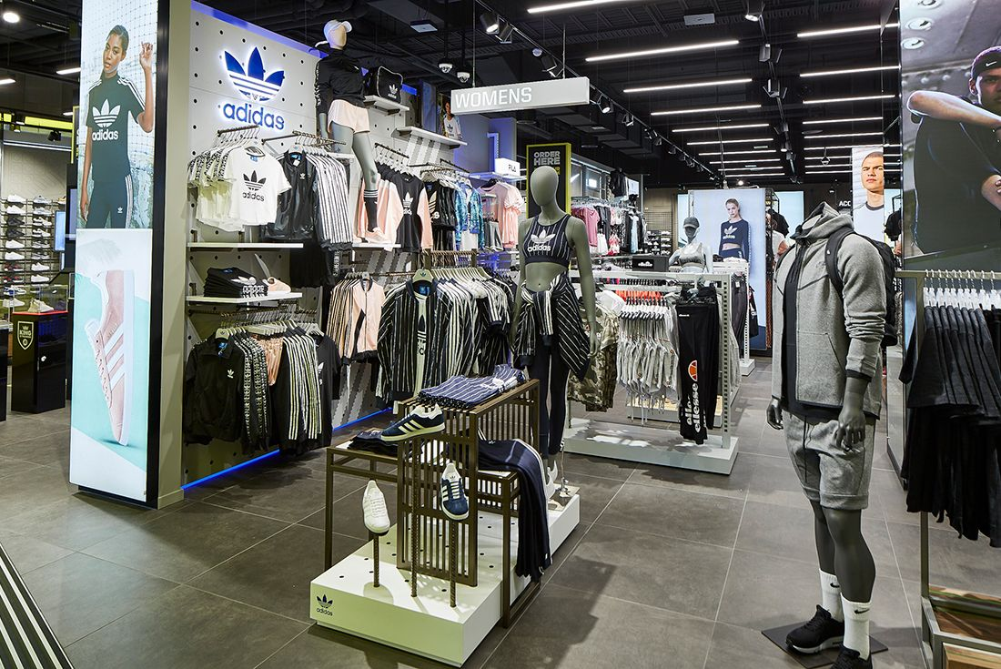 Take A Look Inside The New Pacific Fair Jd Sports Store4