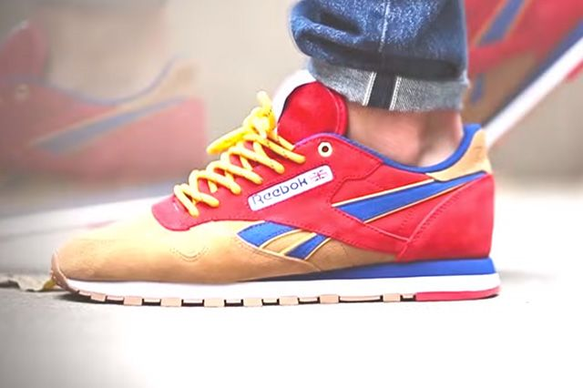 Snipes X Reebok Classic Leather Camp Out 4