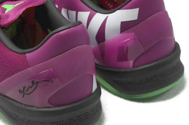 Nike Kobe 8 System Mc Heel Detail 1