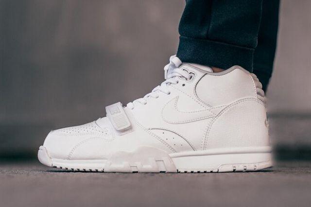 Nike Air Trainer 1 All White