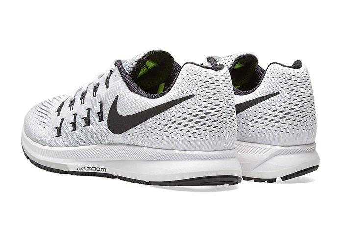 Nike Air Zoom Pegasus 33 White Black 7