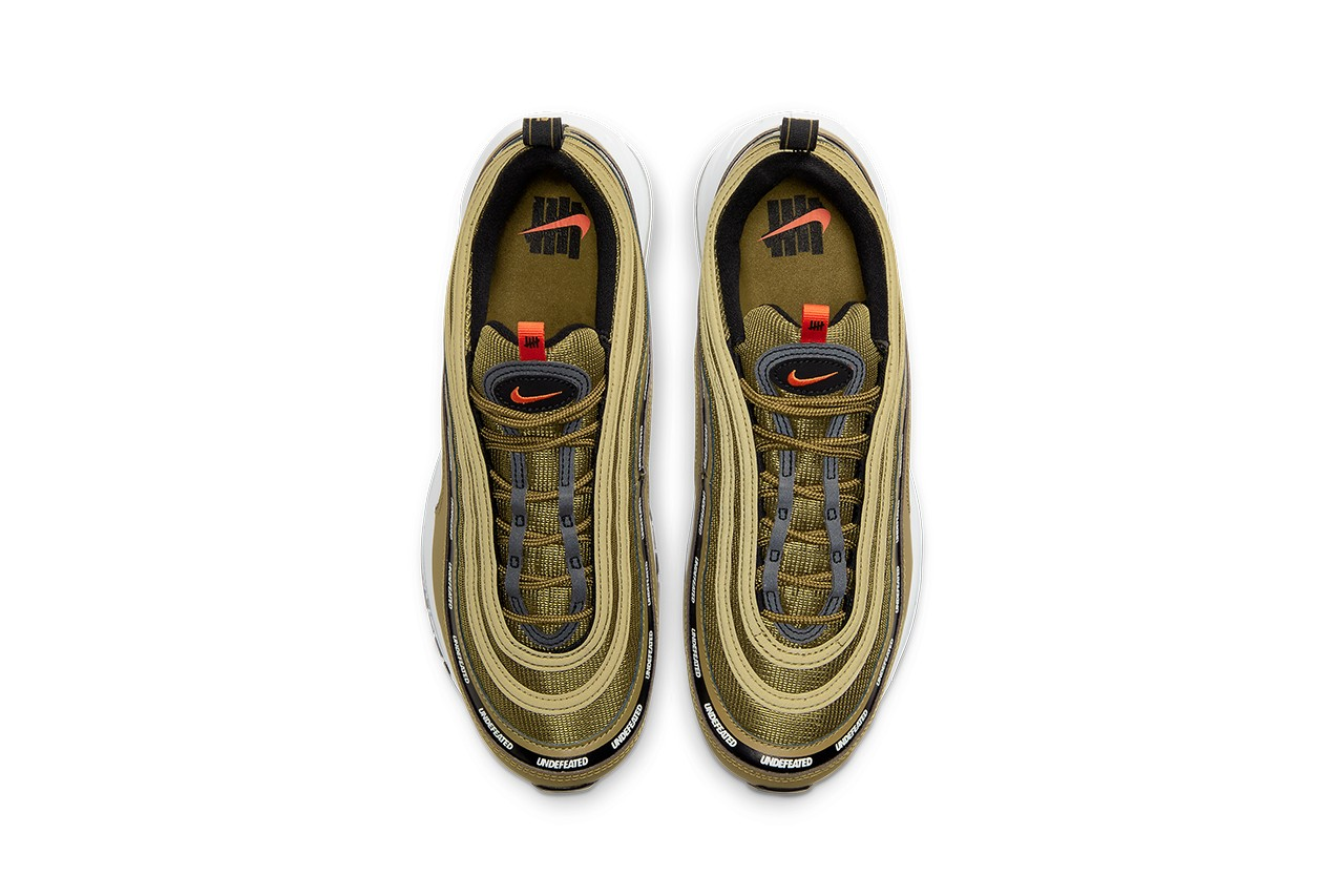 UNDEFEATED Nike Air Max 97 Olive