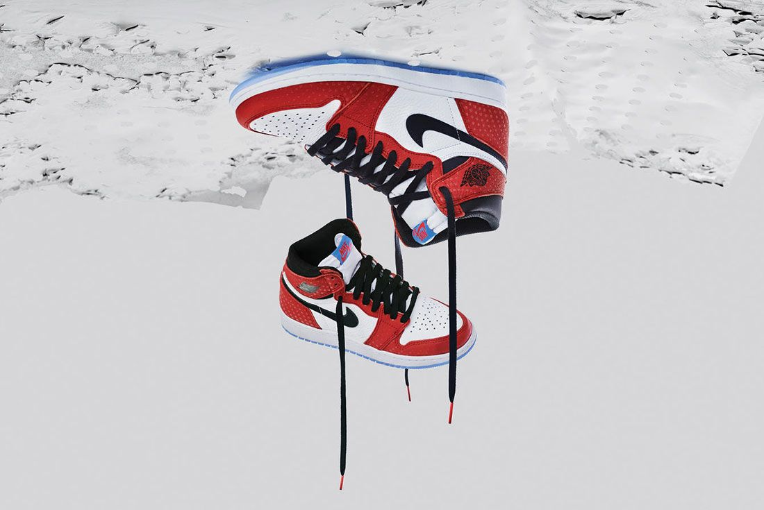 Greatest Marvel Comic Sneaker Colabs