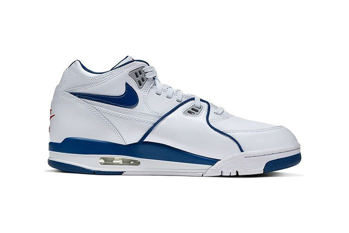 Nike Air Flight 89 True Blue Cn5668 101 Lateral