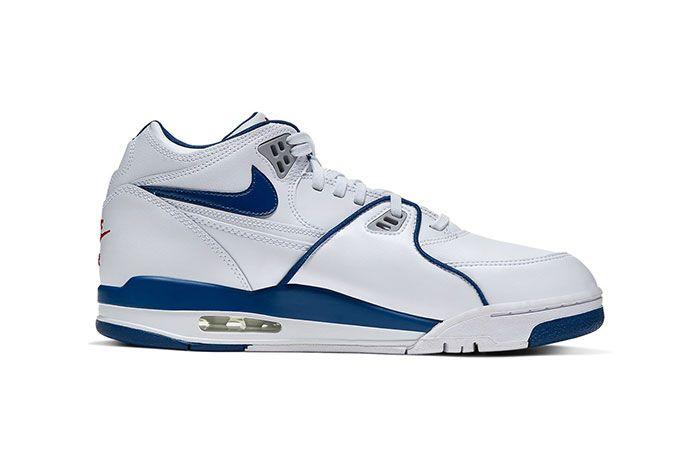 Nike Air Flight 89 True Blue Cn5668 101 Lateral
