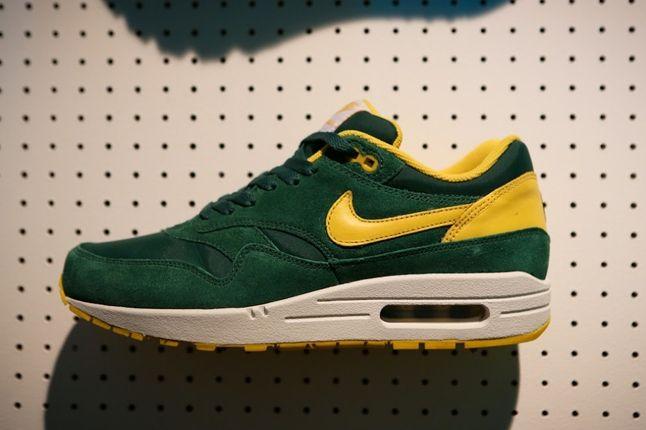 Nike Air Max Anniversary London Am Green Yellow 1
