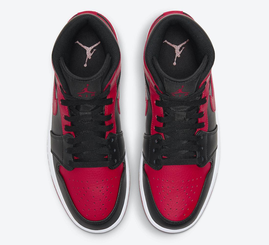 Air Jordan 1 Mid 554724-074