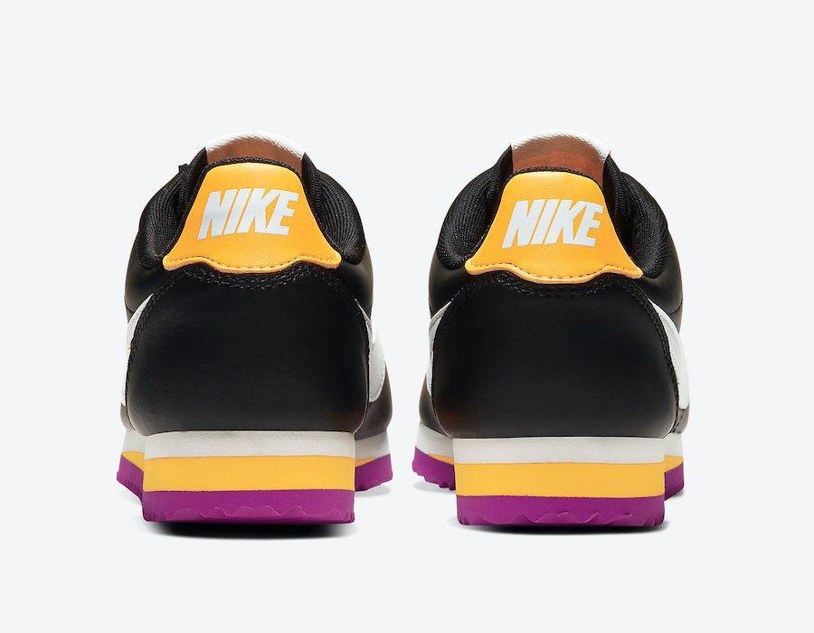 Nike Cortez Heel
