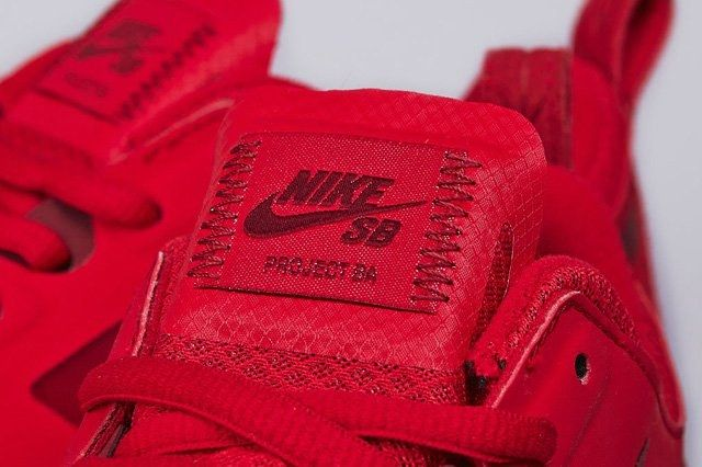 Nike Sb Project Ba University Red White Chianti 5