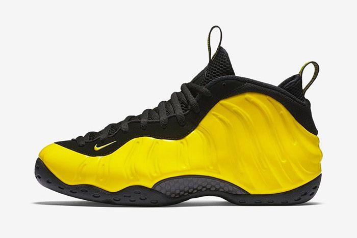 Nike Foamposite One Optic Yellow 5