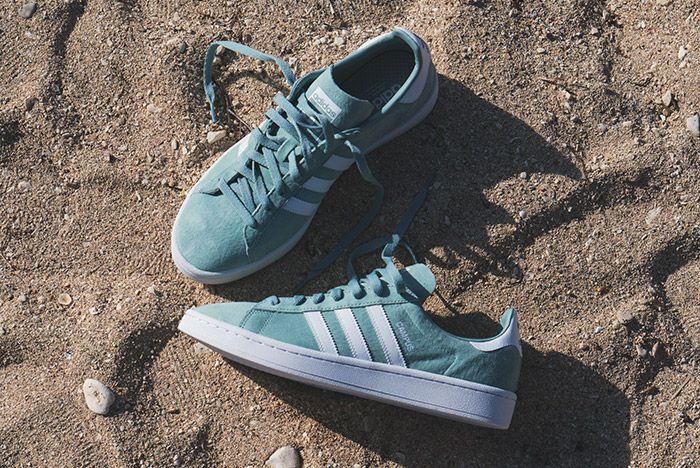 Adidas Campus Tactile Green 3