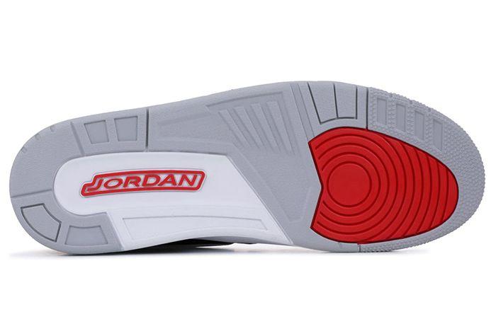 Jordan Legacy 312 Black Cement 4