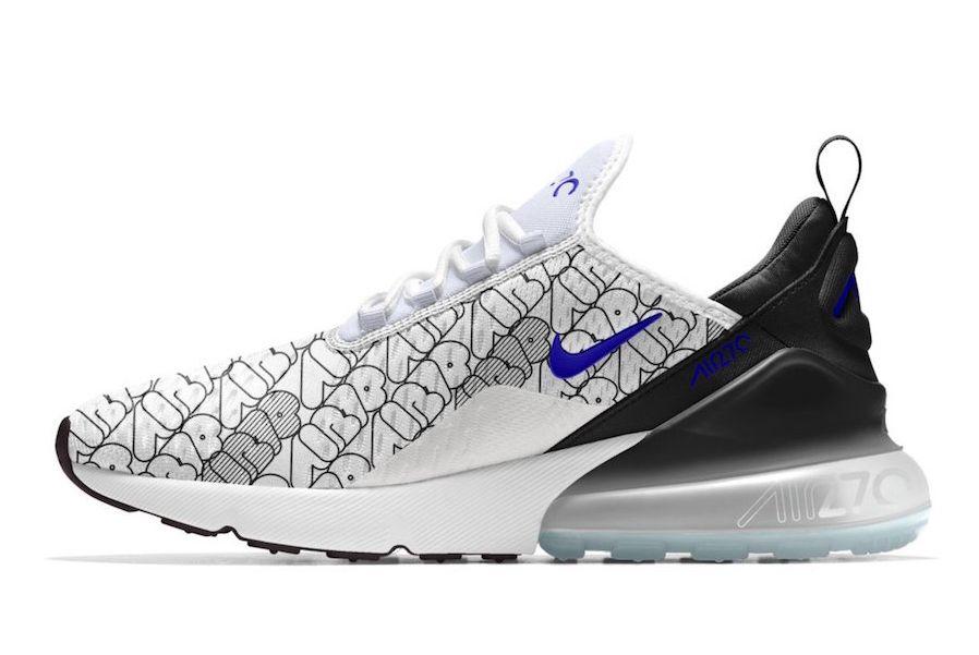 Nike Air Max 270 I D Sneaker Freaker