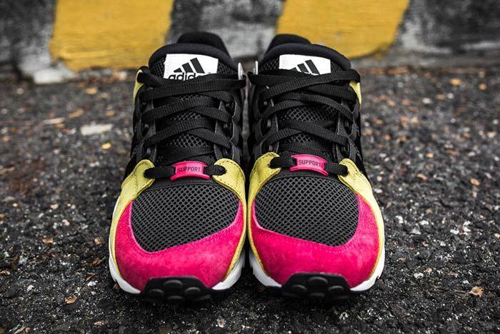 Adidas Eqt Support 93 Lush Pink 1