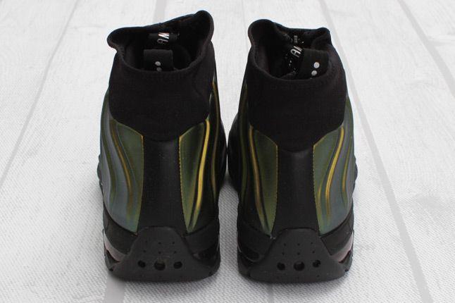 Nike I95 Positemax Metallic Gold Heels 1