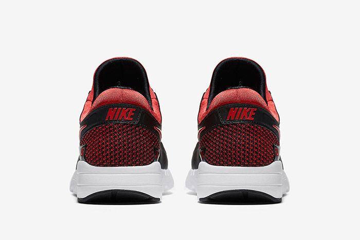 Nike Air Max Zero Bred Black Red 3