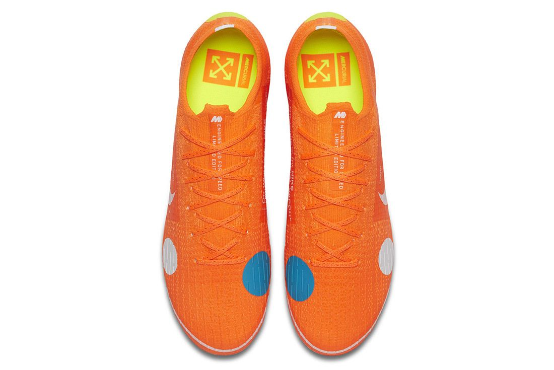 Off White Nike Mercurial 2
