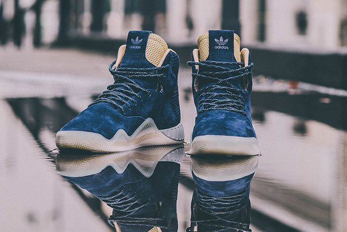 Adidas Tubular Instinct Blue Paris Flagship 1
