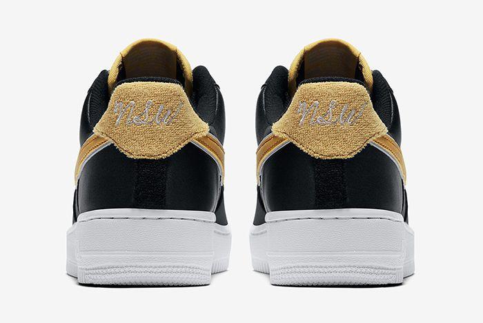 Nike Air Force 1 Low Satin Aa0287 005 2 Sneaker Freaker