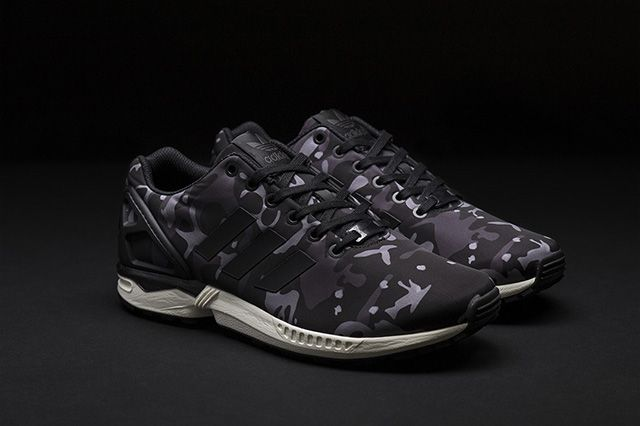 Adidas Zx Flux Sns Exclusive Pattern Pack 19