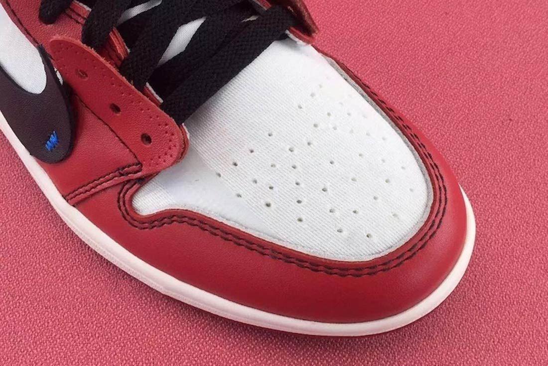 Off White X Air Jordan 1 4