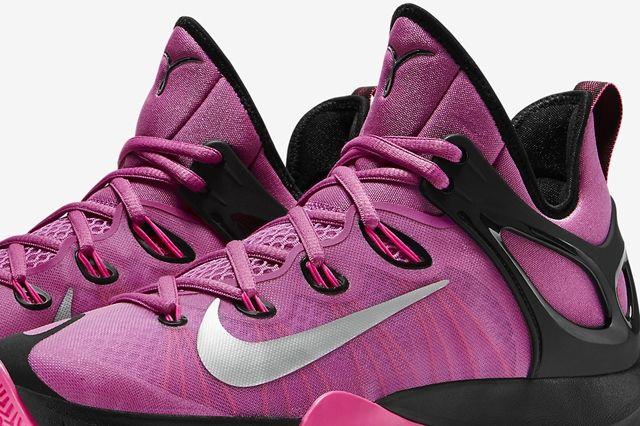 Kay Yow Nike Hyperrev 2015 Think Pink 1
