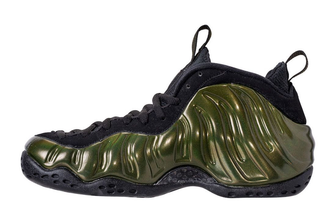 Nike Air Foamposite Legion Green 5