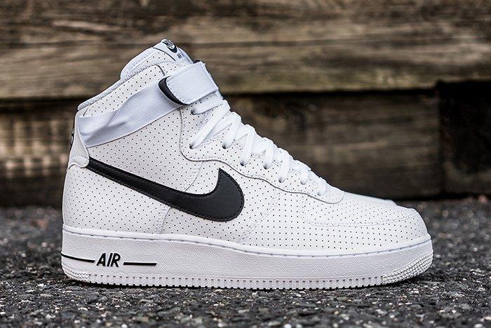 Nike Air Force 1 High Perf White Black 3