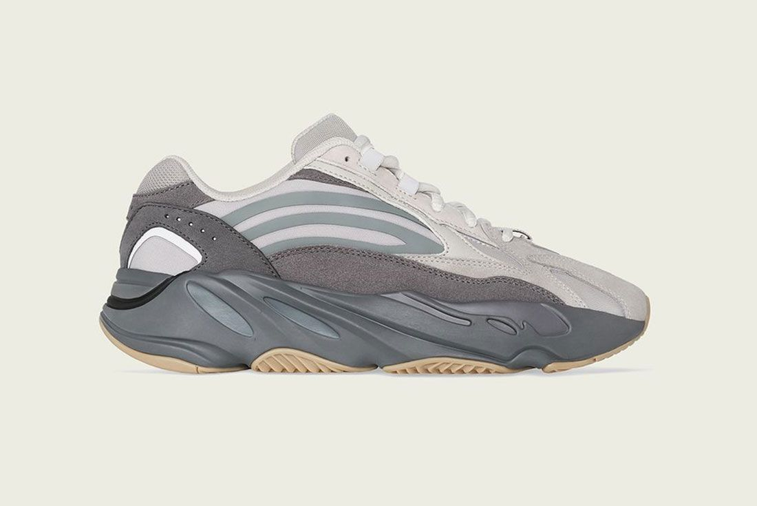 Adidas Yeezy Boost 700 V2 Tephra Lateral Side Shot