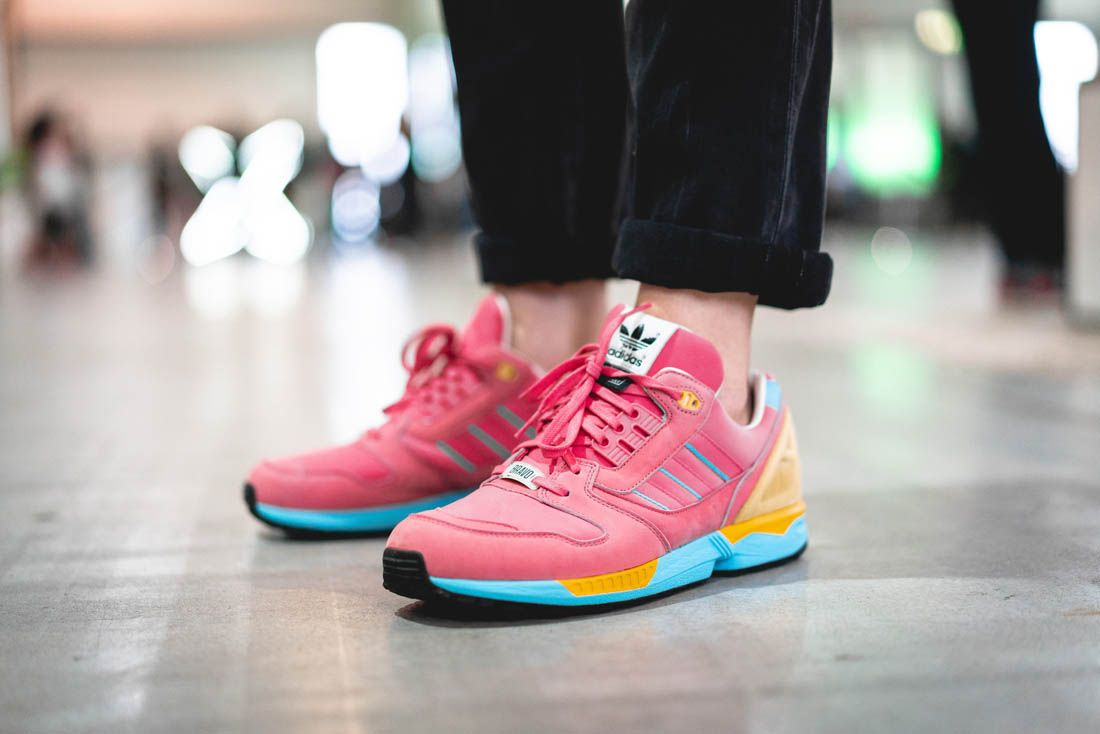 Sneakerness Cologne 2019 Recap On Feet 1 Zx