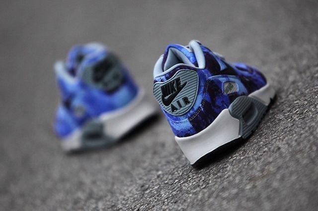 Nike Air Max 90 Blue Lacquer