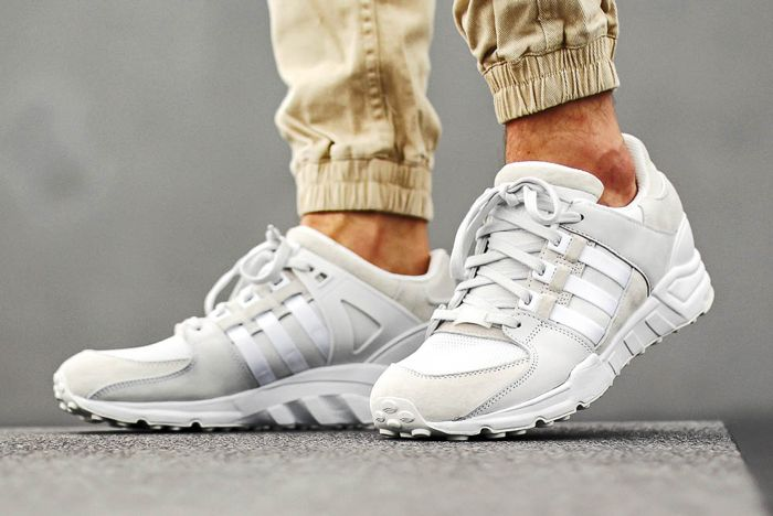 Adidas Eqt Support 93 Vintage White1 1
