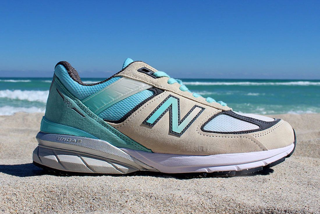 Ycmc New Balance 990V5 Big Checks And No Stress Release Date 4 Official