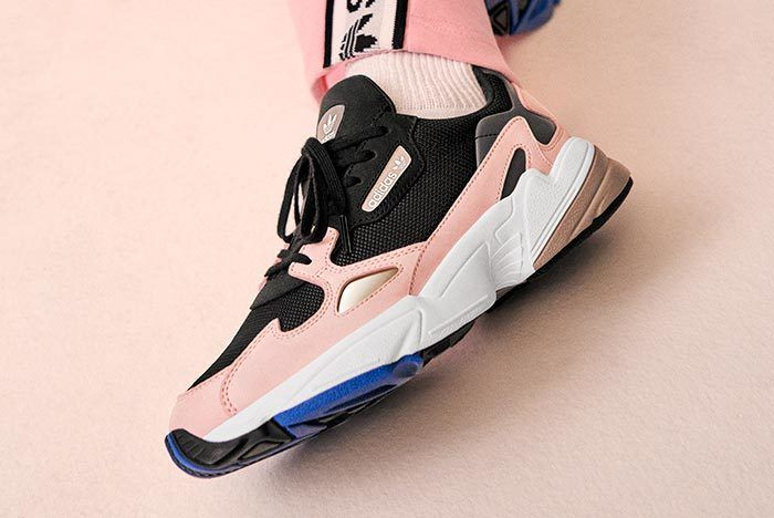 K Ylie Jenner X Adidas Falcon Release Date 9