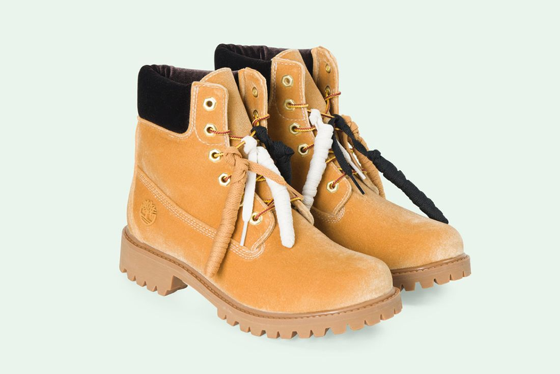 Off White X Timberland Release Date 5