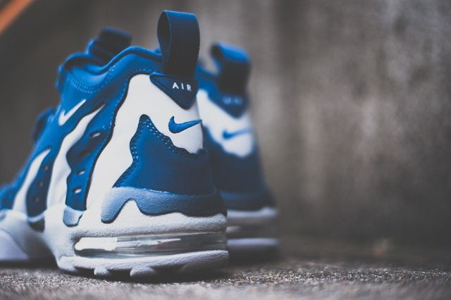 Nike Air Dt Max 96 Brave Blue 1