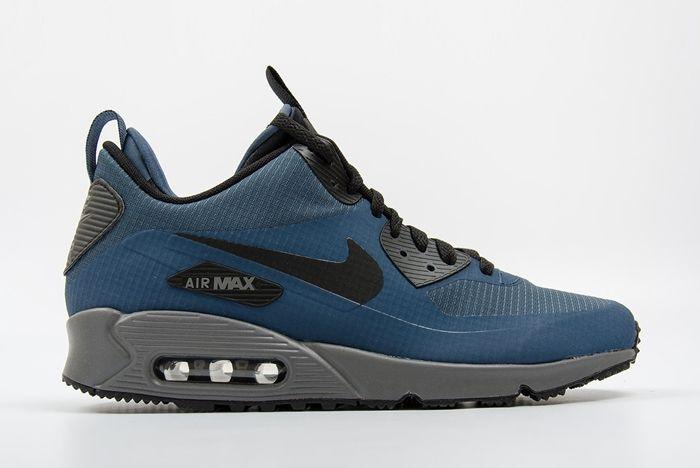 Nike Air Max 90 Mid Winter Squadron Blue 3