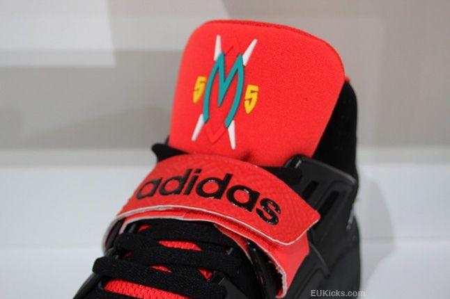 Adidas Mutombo Tr Block First Look Black Tongue Detail 1