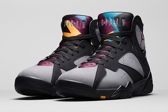 Air Jordan 7 Bordeaux Official