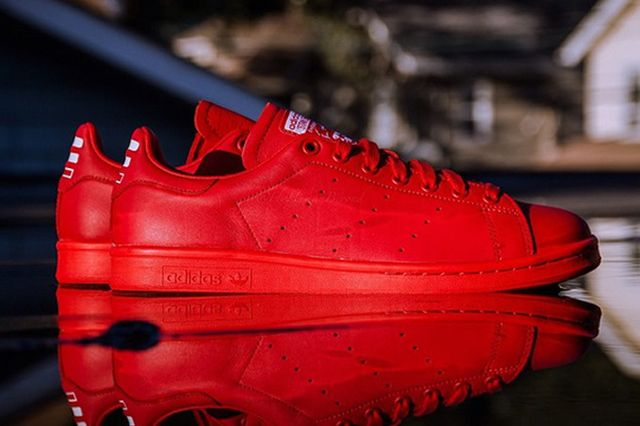 Adidas Originals X Pharrell Williams Solid Pack Stan Smith